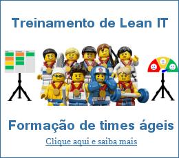 Treinamento Lean IT - Formação de Times Ágeis