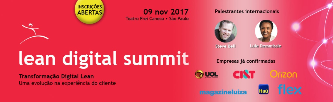 Evento Lean Digital Summit