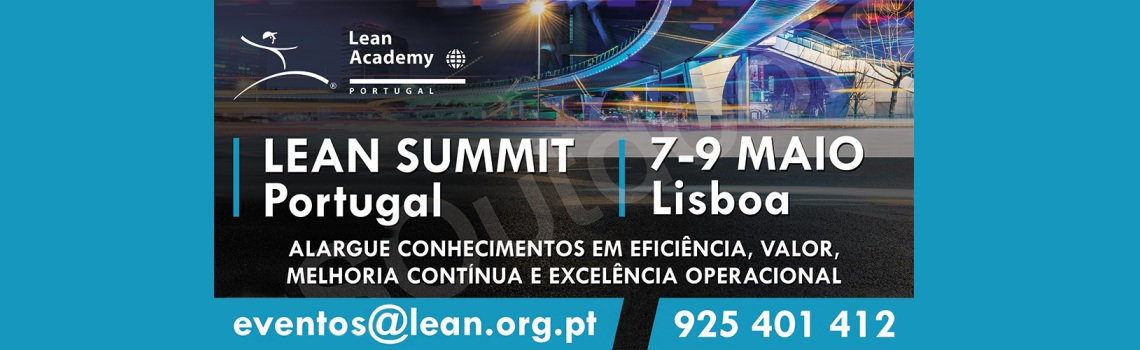 Participe do Lean Summit de Portugal