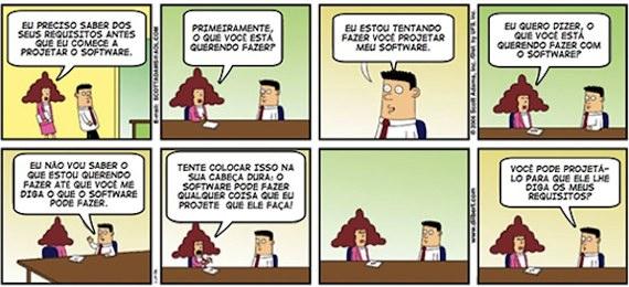 Dilbert Requisitos de sistema