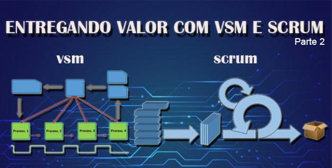 Entregando valor com VSM e SCRUM