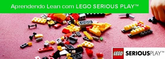 Treinamento de Lean com LEGO SERIOUS PLAY