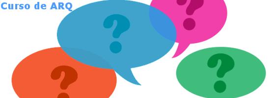 Curso de ARQ - Fazendo as perguntas certas