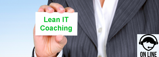 Curso de Lean IT Coaching Online