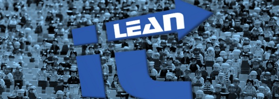 Curso de Lean IT - Plataforma para Transformação Lean nas Empresas
