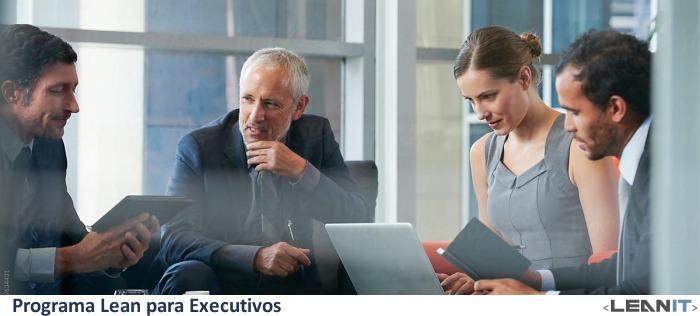 Programa Lean para executivos