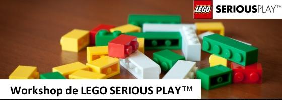 Workshop de LEGO SERIOUS PLAY