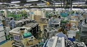 Kaizen na fábrica da Canon - Montagem de uma célula de produção